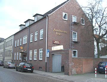 Gebaeudereinigung handwerkerhaus flensburg