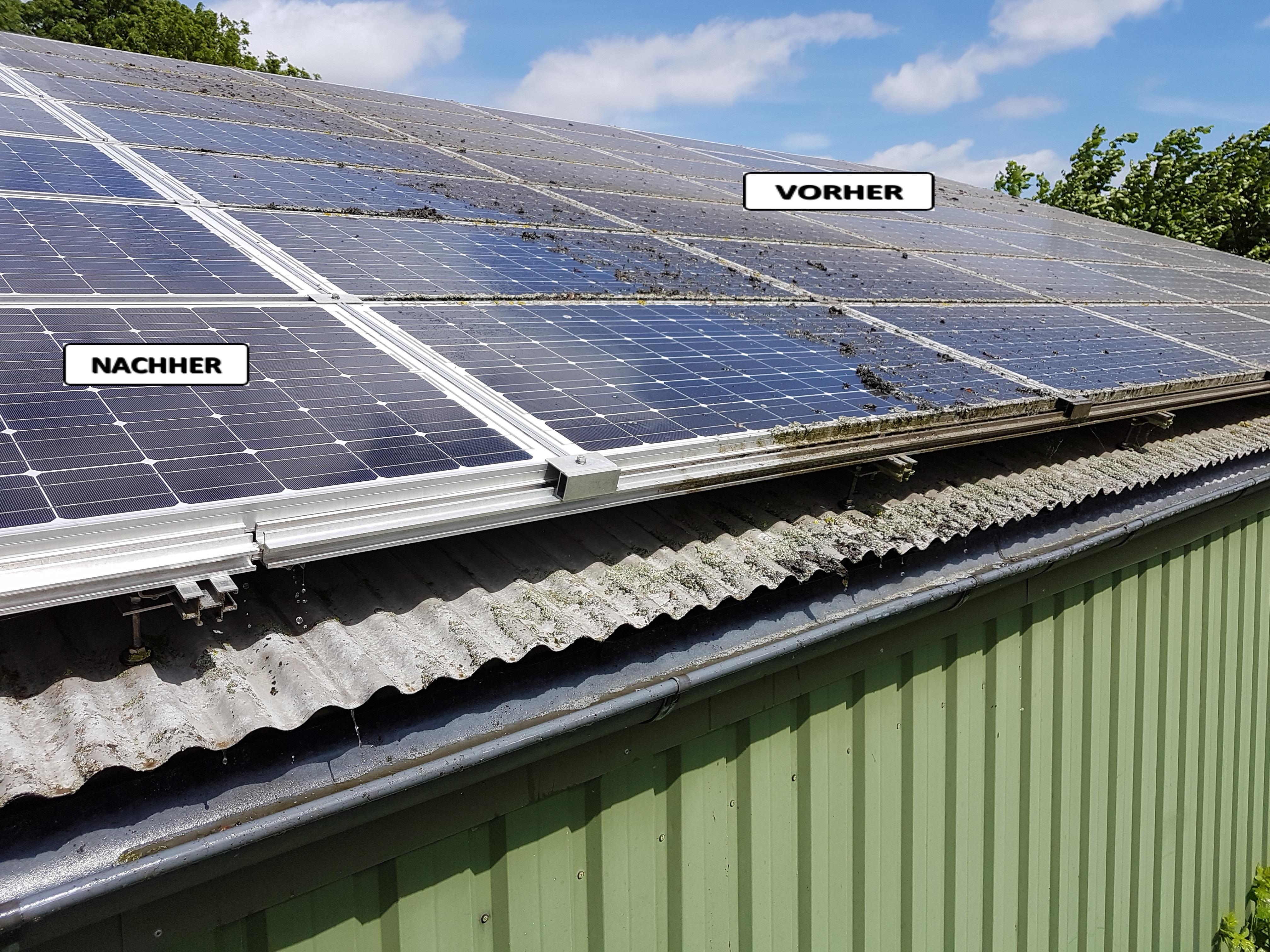 photovoltaik reinigung solarreinigung wir reinigen professionell und kologisch. Black Bedroom Furniture Sets. Home Design Ideas